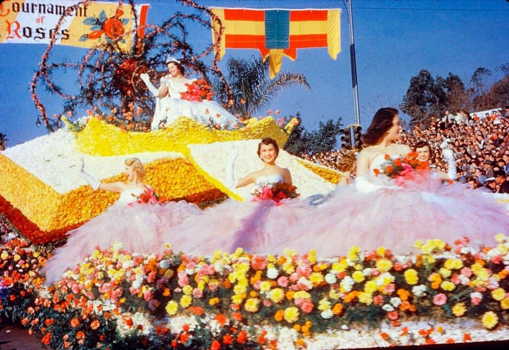 1954 Rose Parade